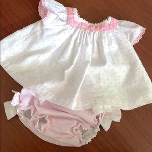 Spanish dress set